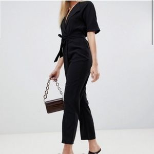 ASOS Black Jumpsuit
